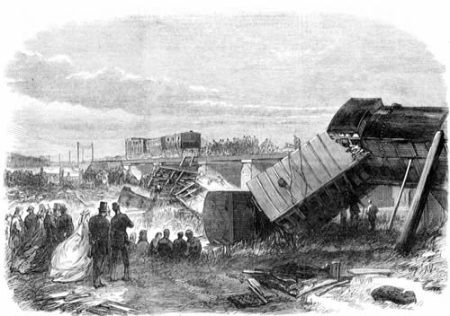 The Staplehurst Railway Accident
