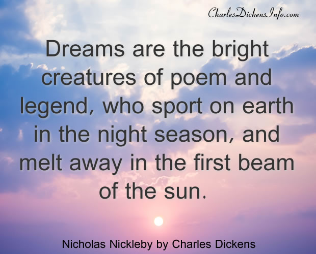 Nicholas Nickleby Quotes