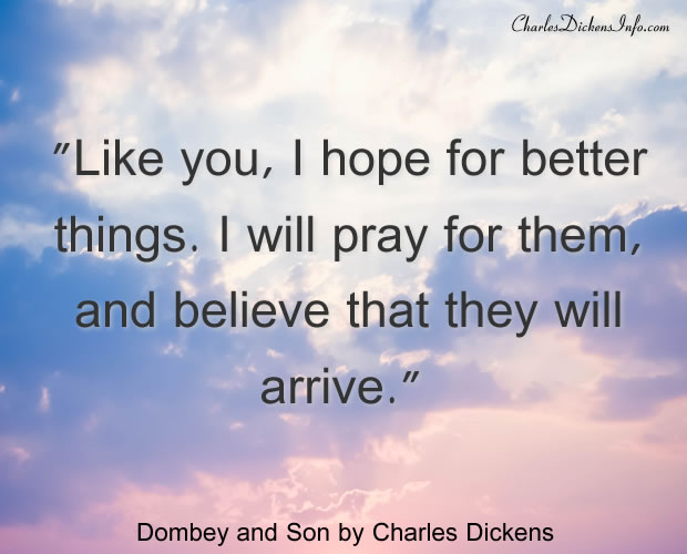 Dombey and Son Quotes