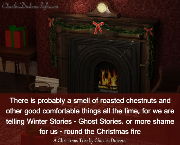 A Christmas Tree Quotes