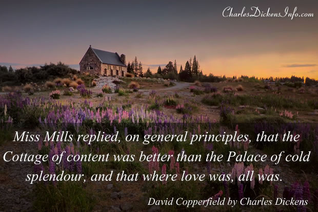 David Copperfield Quotes