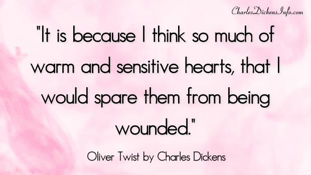 Oliver Twist Quotes