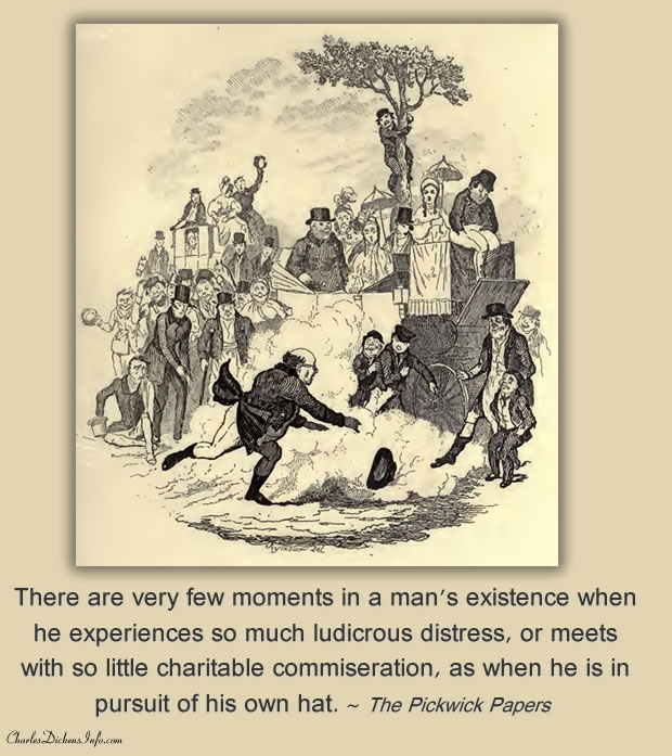 The Pickwick Papers Quotes