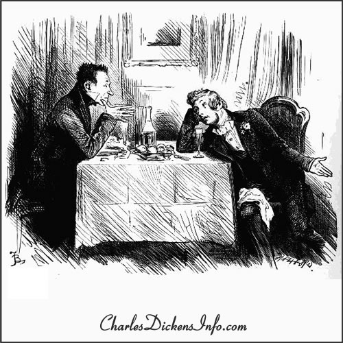 Food and Drink Quotes by Charles Dickens