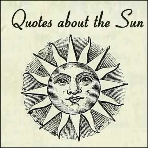 Sun Quotes by Charles Dickens
