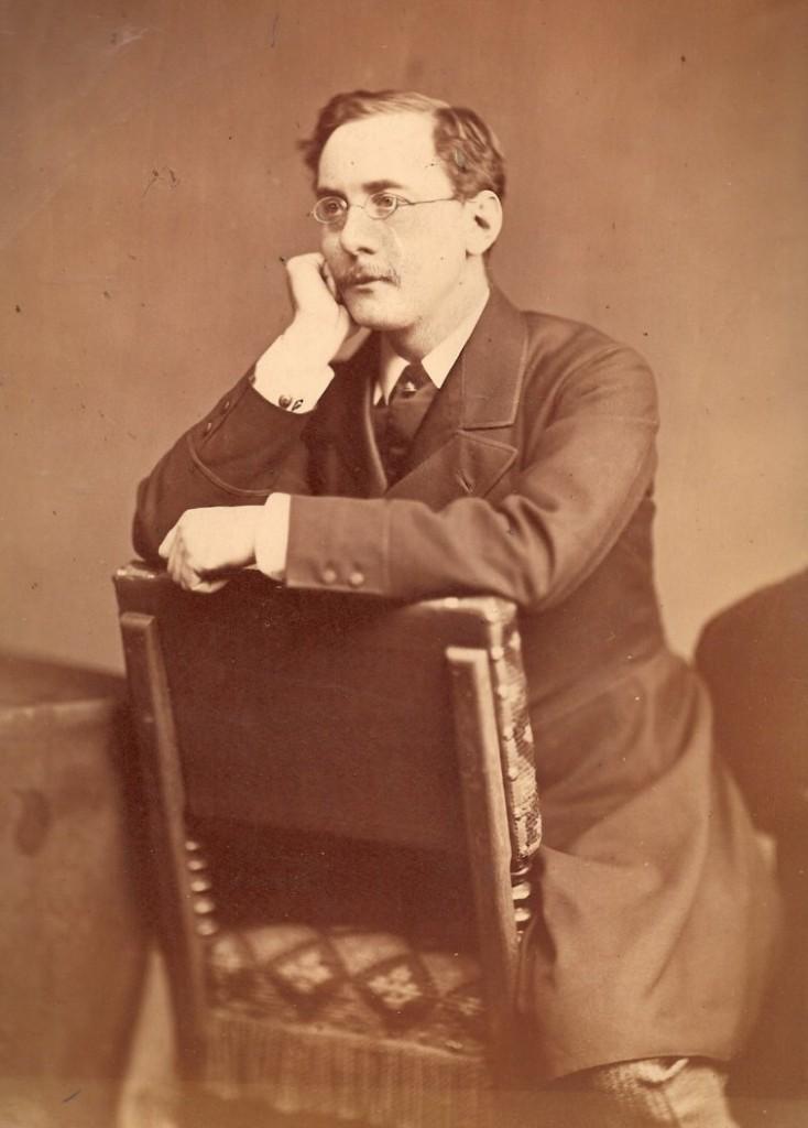 Charles Culliford Boz Dickens in 1874