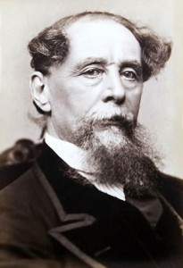 Boz - The pen name of Charles Dickens