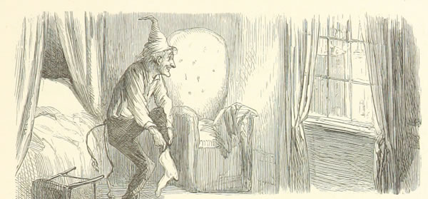 Psychological Evaluation of Scrooge | Charles Dickens Info