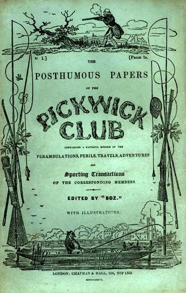 The Pickwick Papers Crossword Puzzle