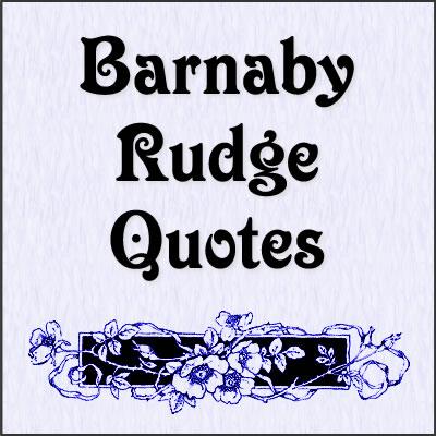 barnaby rudge summary sparknotes