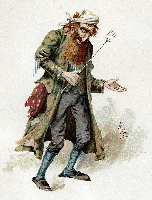 Fagin - Oliver Twist