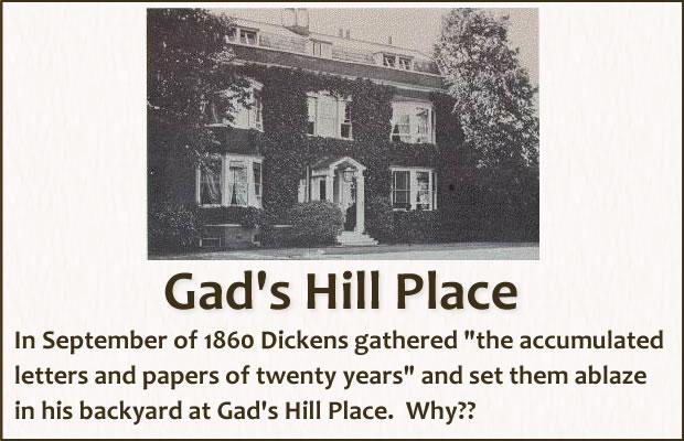 Gad's Hill Fire