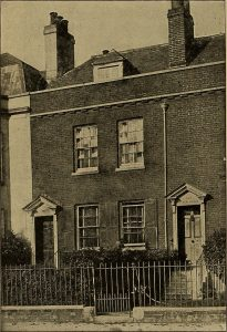 Birthplace of Charles Dickens, Portsmouth, England