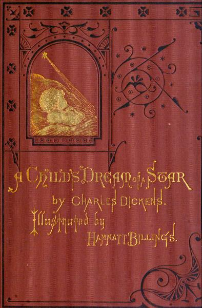 Cover of A Child's Dream of a Star