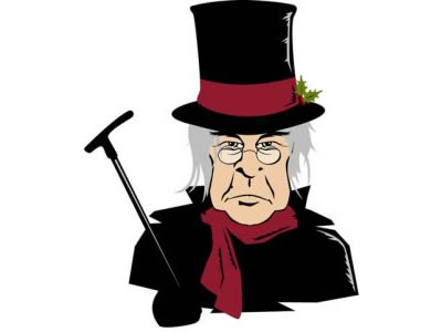 Psychological Evaluation of Scrooge