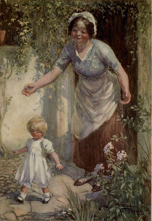 Clara Peggotty and young David