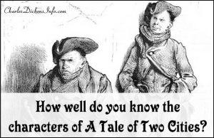 A Tale of Two Cities Character Quiz