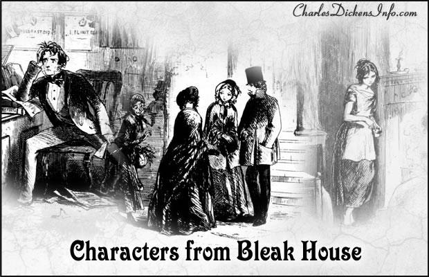Character List for Bleak House