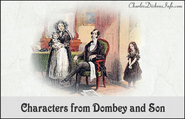 Dombey and Son Characters