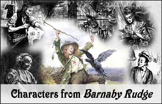 Characters in Barnaby Rudge