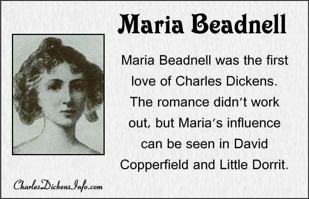 Maria Beadnell