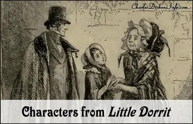 Little Dorrit Characters